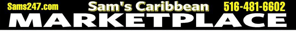 Sam's Caribbean Marketplace: the Ultimate Caribbean Super Store on the Web!