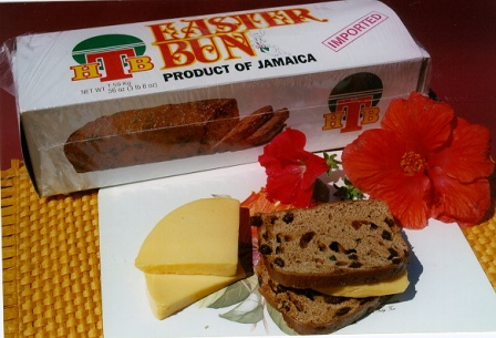 HTB Jamaican Easter Bun goes well with Tastee Jamaican Cheese.  We also carry other Jamaican Easter Buns, such as Maxfield, Prestige, Golden Krust, Royal Caribbean Bakery, Fresh Daily.  Jamaican recipes, Caribbean recipes, food recipes.
