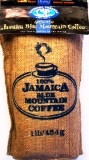 Jamaica Blue Mountain Coffee  100% of the world's best coffee.  We carry Blue Mountain Coffe grounds and beans. Jamaican coffee.  Jamaican food. Caribbean food.