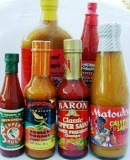 Our Caribbean hot sauces span the range from mild to super hot.