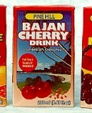 Bajan Cherry Drink from Pinehill of Barbados.  Our line of Barbadian foods is extensive, from juices and spices to crackers and cookies.