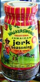 Walkerswood Jerk Seasoning.  The grand daddy of Jamaican jerk seasonings.  Jamaican food.  Herbs and spice, Caribbean food.
