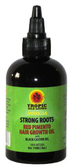 TROPIC ISLE RED PIMENTO HAIR GROWTH OIL 4 OZ 