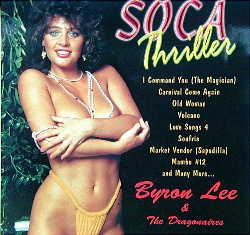 SOCA THRILLER/BYRON LEE CD