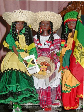 CARIBBEAN DOLLS 