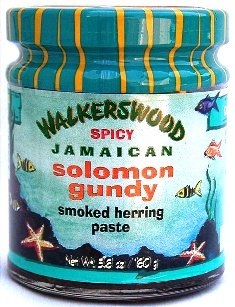 WALKERSWOOD SOLOMON GUNDY 5.6 OZ. 