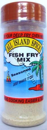 ALL ISLAND FISH FRY MIX 5 OZ. 