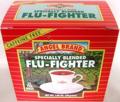 ANGEL BRAND FLU-FIGHTER TEA BAGS 
