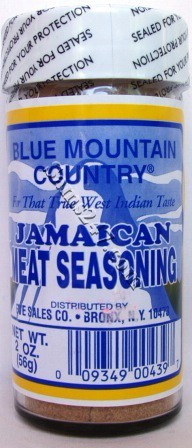 BLUE MOUNTAIN MEAT SEASONING 2 OZ 
