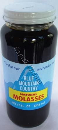BLUE MOUNTAIN MOLASSES 12 OZ. 