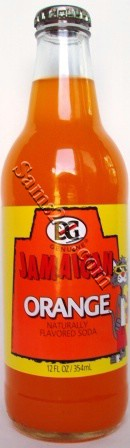D&G ORANGE 12 OZ. (Pepsi) 