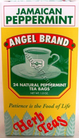 ANGEL BRAND PEPPERMINT TEA-BAGS 
