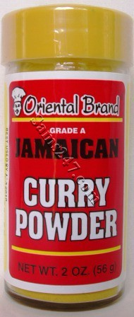 ORIENTAL CURRY 2 OZ. 